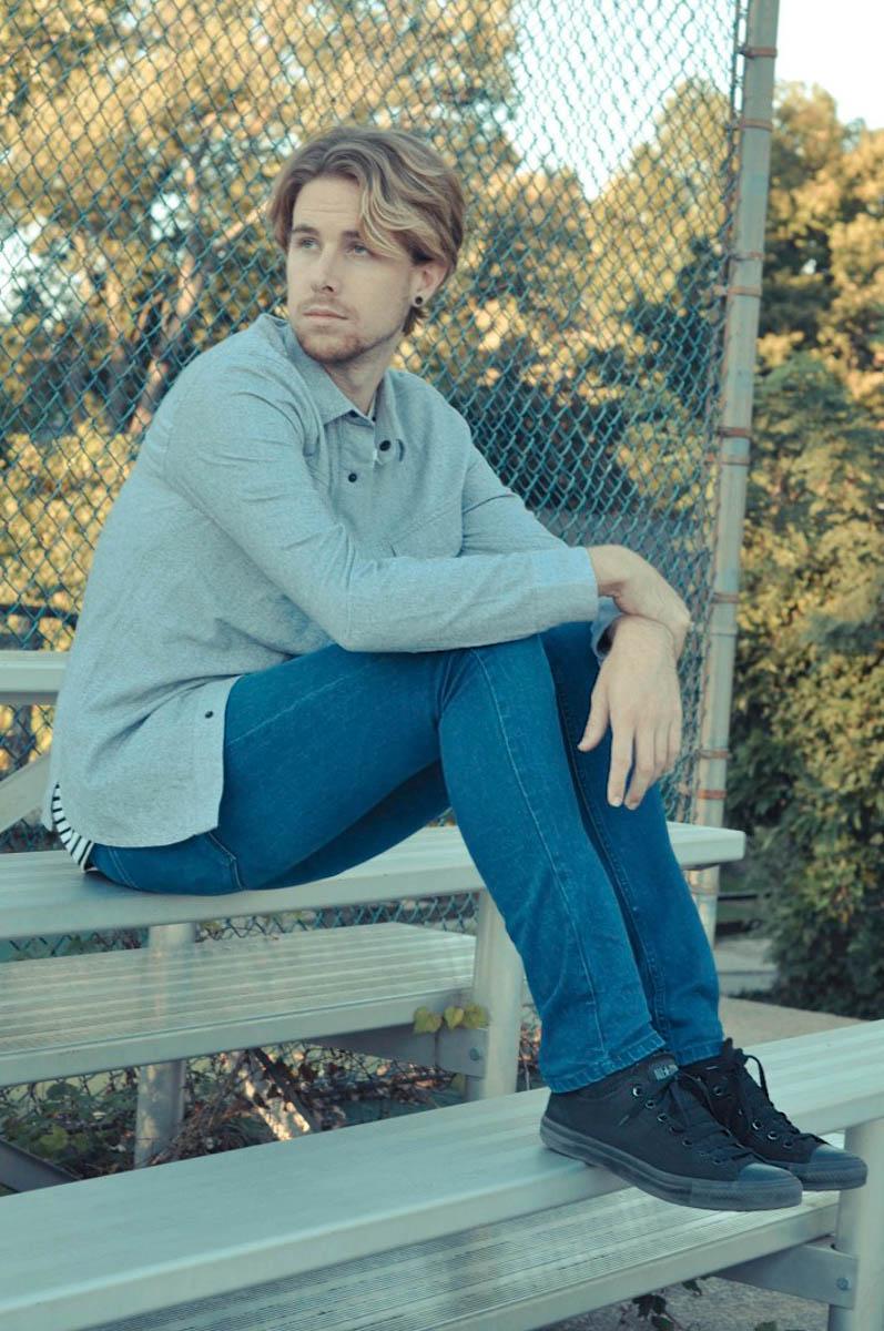 b-scott-shirt-american-apparel-striped-t-shirt-topman-jeans-converse-chucks