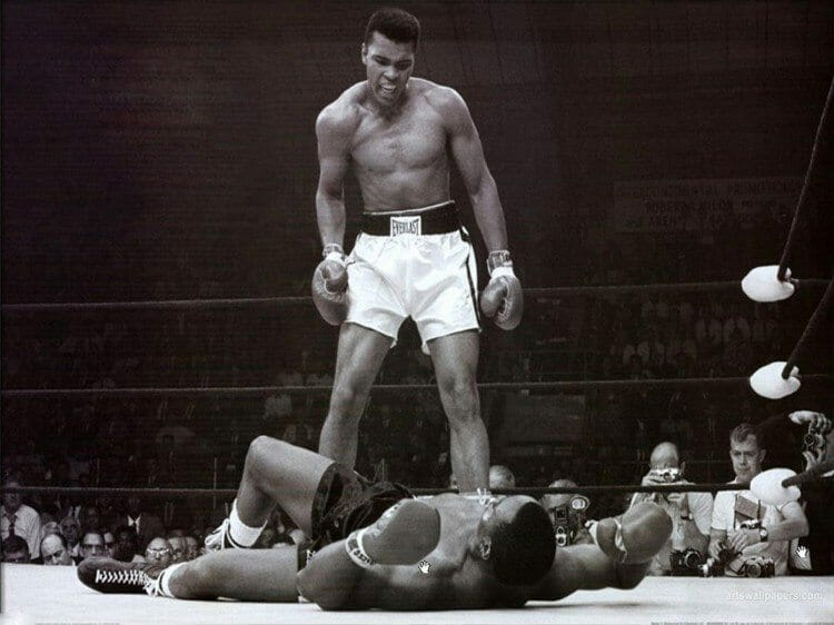 The Kentucky Gent Celebrates Muhammed Ali's Birthday
