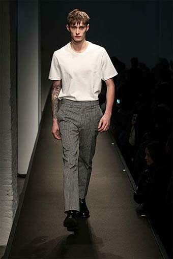 The Kentucky Gent on rag & bone's NYFW Show