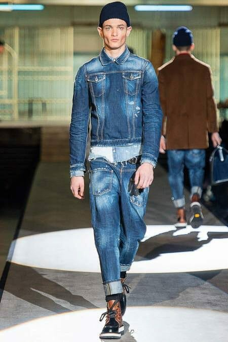 The Kentucky Gent's Recap of Milan Fall/Winter 2014 Fashion Week including DSquared2, John Varvatos, Missoni, Woolrich, and Baracuta Blue Label