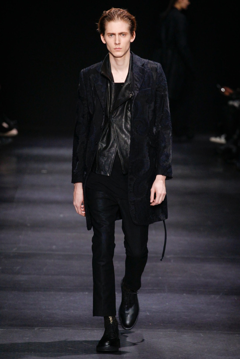 Ann Demeulemeester Men Fall/Winter 2014