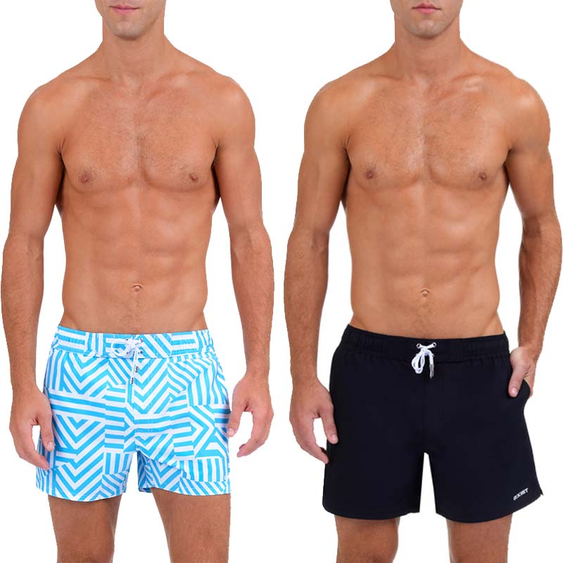 The Kentucky Gent's picks for Men's 2014 Spring/Summer Swimwear
