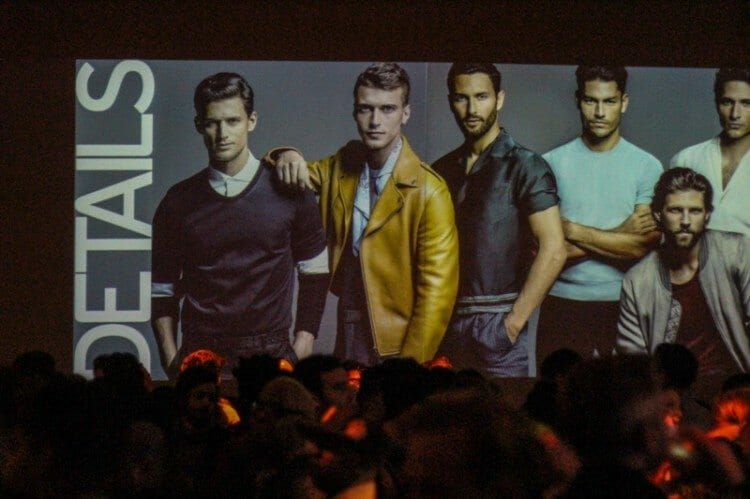 The Kentucky Gent covers Details Magazine's March Issue Launch Party During NYFW