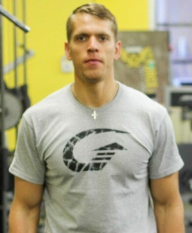 The Kentucky Gent's Upper Body Workout With Be Gauntlet Fit