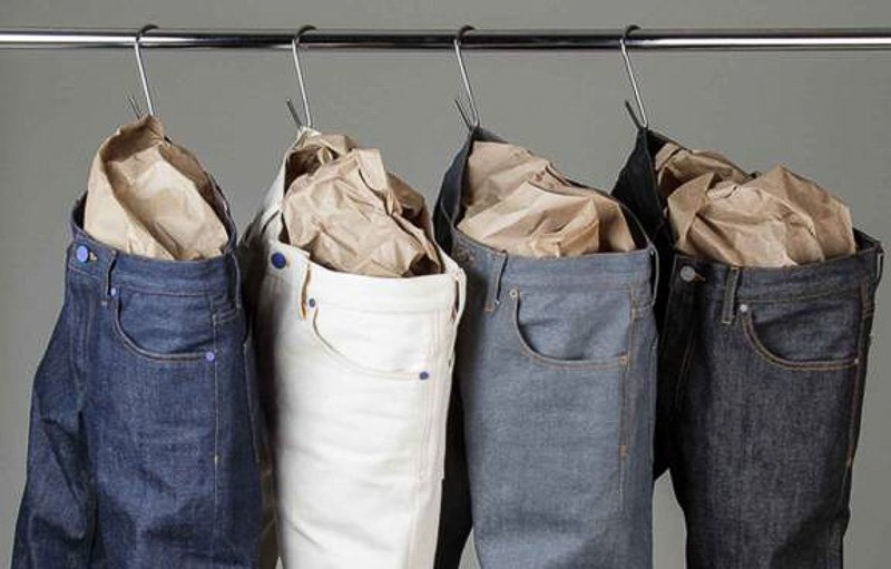 The Kentucky Gent for Flint and Tinder's Denim On Demand Kickstarter Campaign