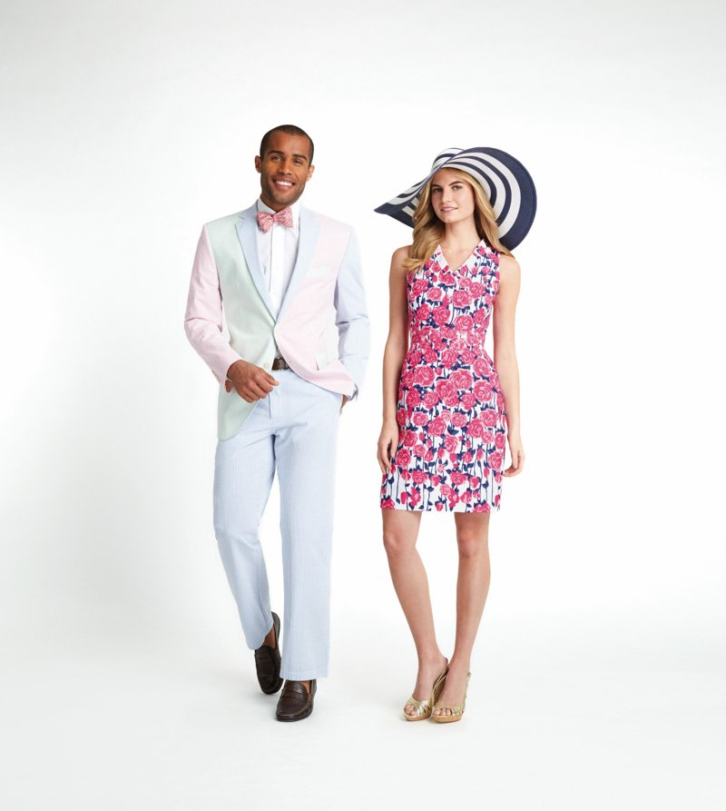 The Kentucky Gent for Vineyard Vines Kentucky Derby Collection