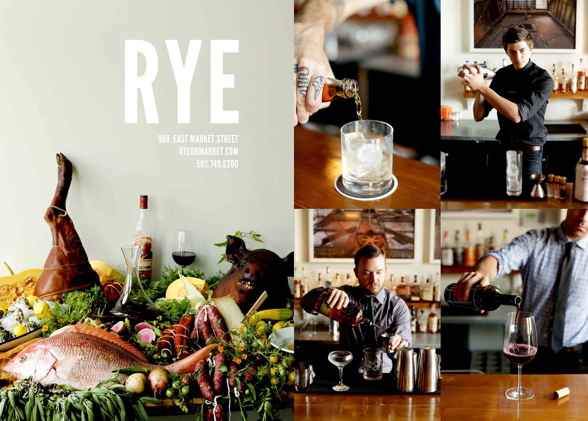The Kentucky Gent, a men's Southern fashion and life style blogger, introduces Rye as part of Idea Festival's Taste of Innovation line up.