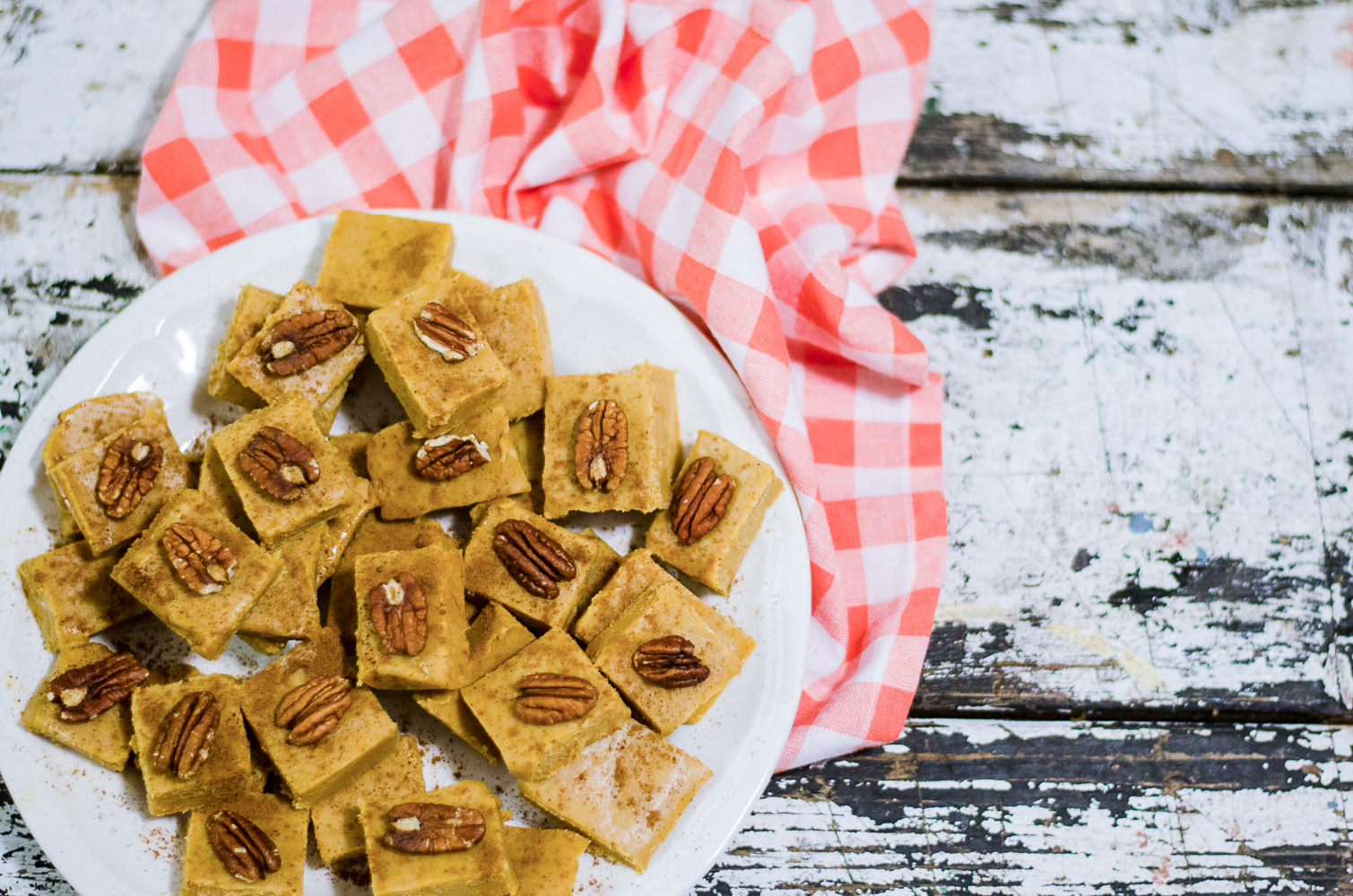 The Kentucky Gent, a Louisville, Kentucky life and style blogger, shares his recipe for Peanut Butter Pumpkin Fudge.