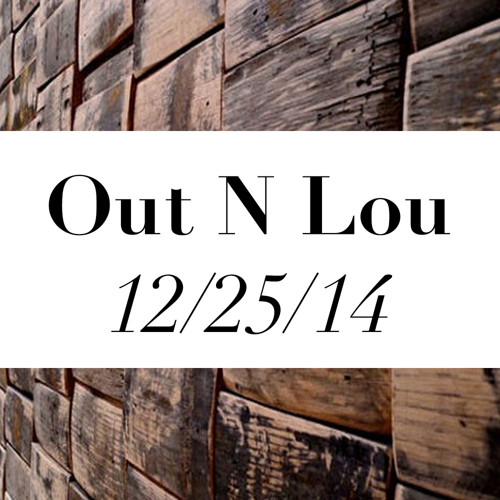 The Kentucky Gent, a men's life and style blogger, shares what to do in Louisville the weekend of 12/25/14.