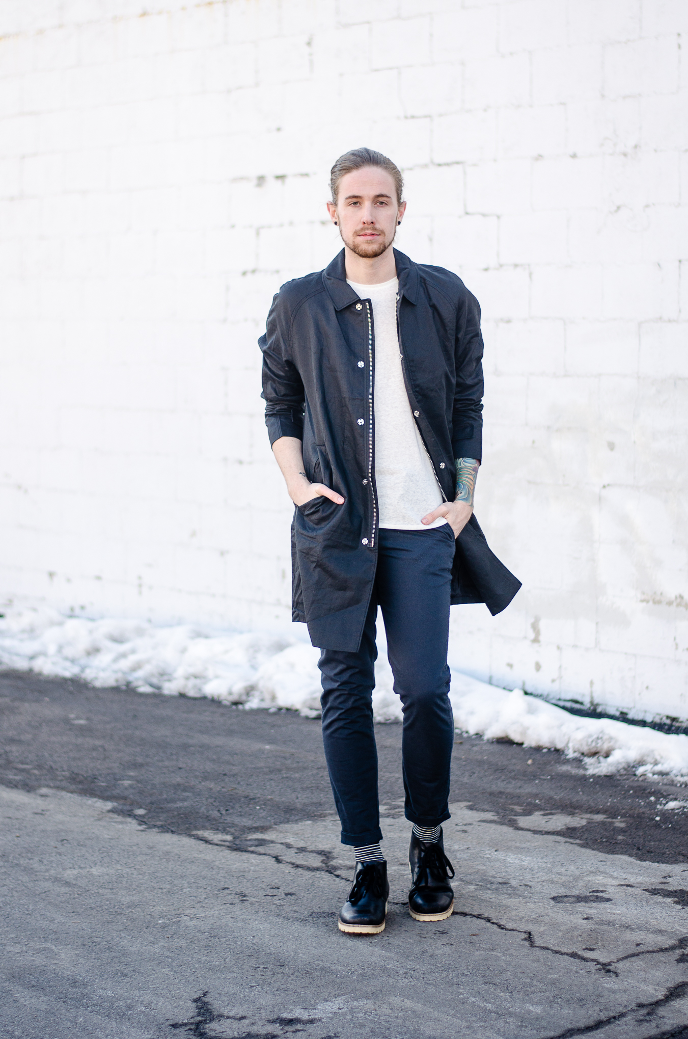 The Kentucky Gent, a men's fashion and lifestyle blogger, introduces H&M's Modern Essentials Selected by David Beckham.