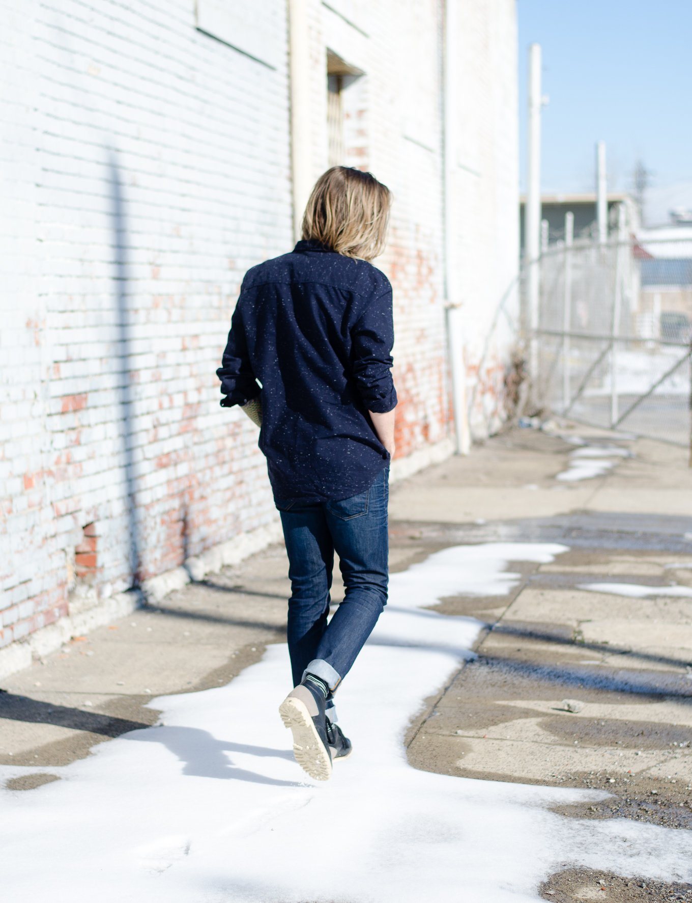 The Kentucky Gent, a men's fashion and lifestyle blogger, takes it easy in his latest post.