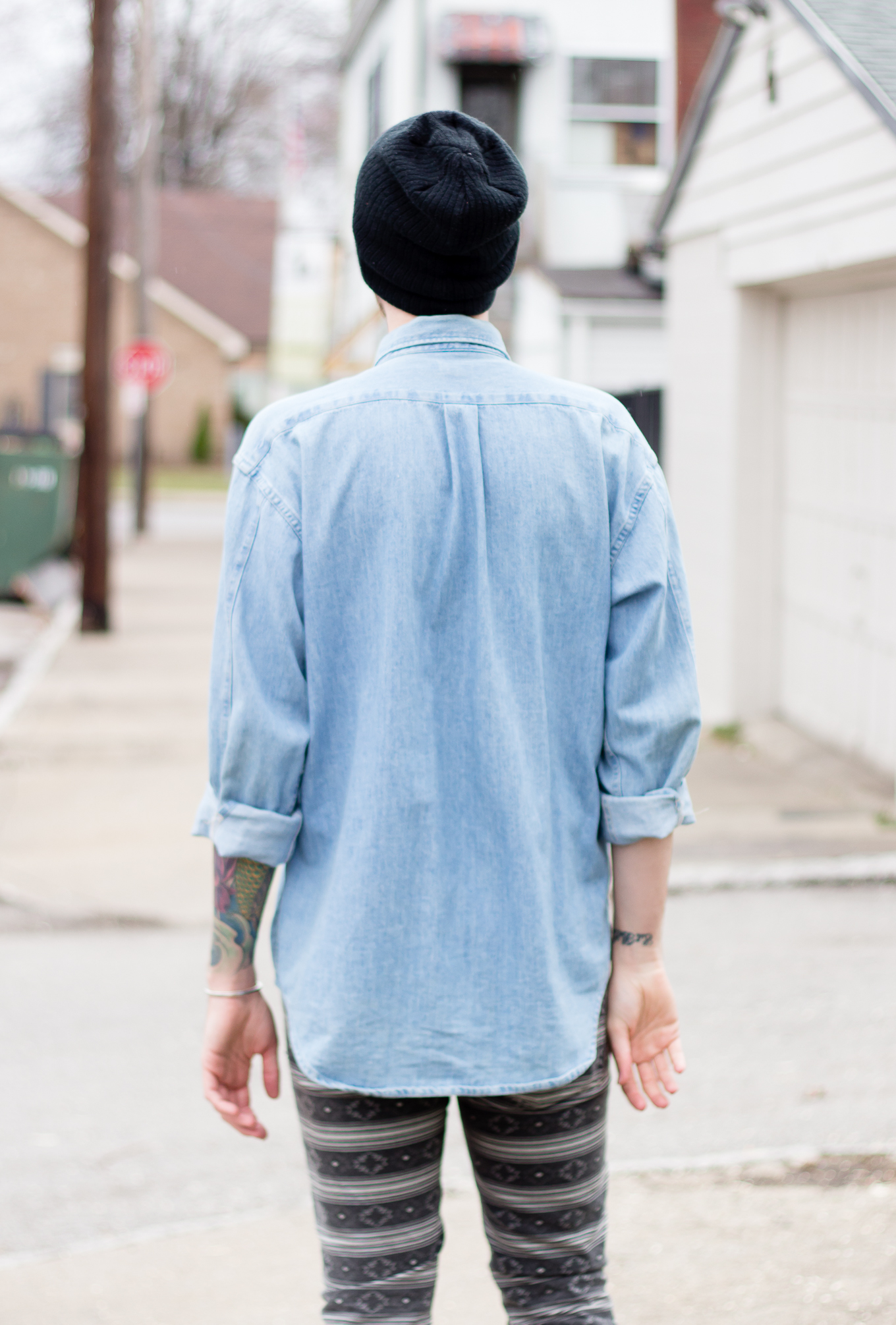J. Crew Denim Shirt and Kill City Jeans - The Kentucky Gent