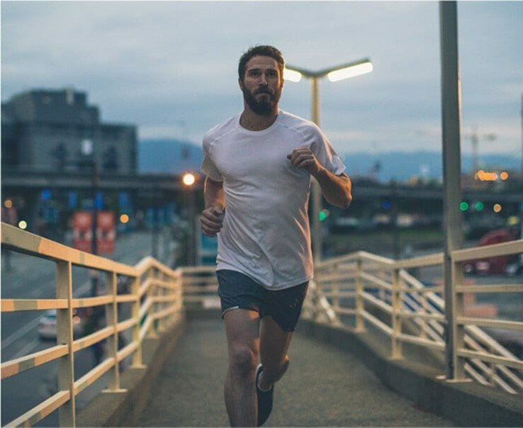 Running Meditation via lululemon's Peter Abraham on The Kentucky Gent