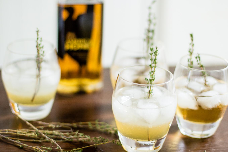 wild turkey, wild turkey american honey, summer cocktails, whiskey, bourbon, sponsored