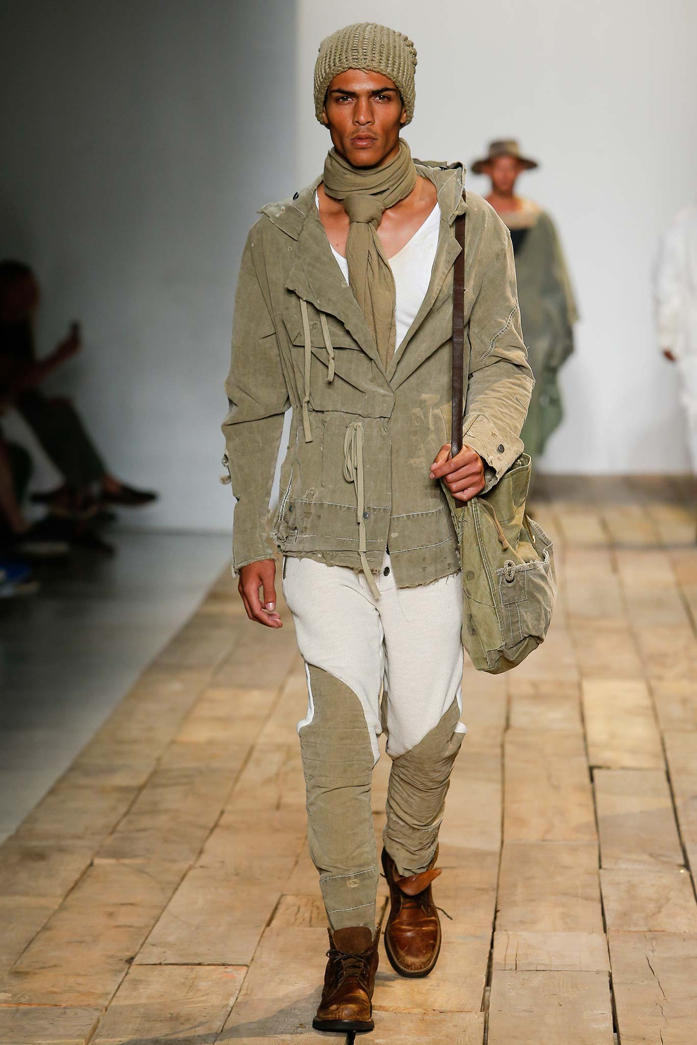 greg lauren, nyfwm, new york fashion week, new york fashion week mens
