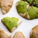 aiya, aiya tea, matcha, green tea, scone recipe