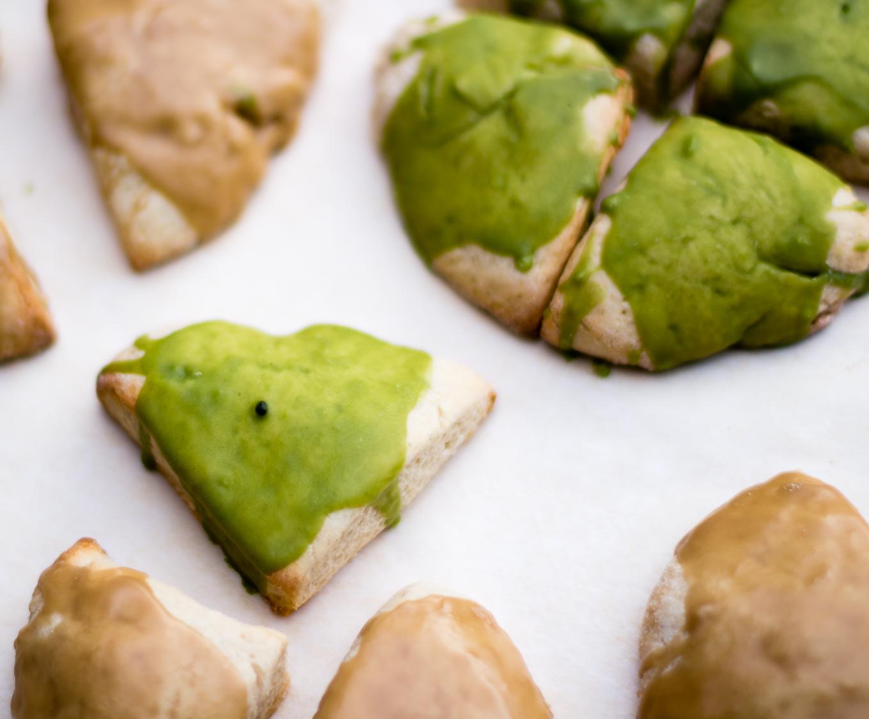 aiya, aiya tea, matcha, green tea, scone recipe