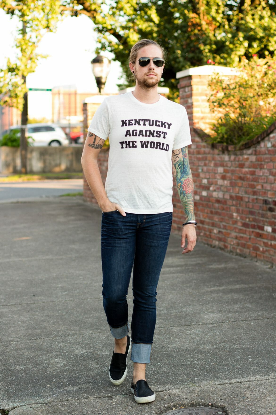 2Nostalgik, kentucky, louisville, kentucky against the world, mens fashion