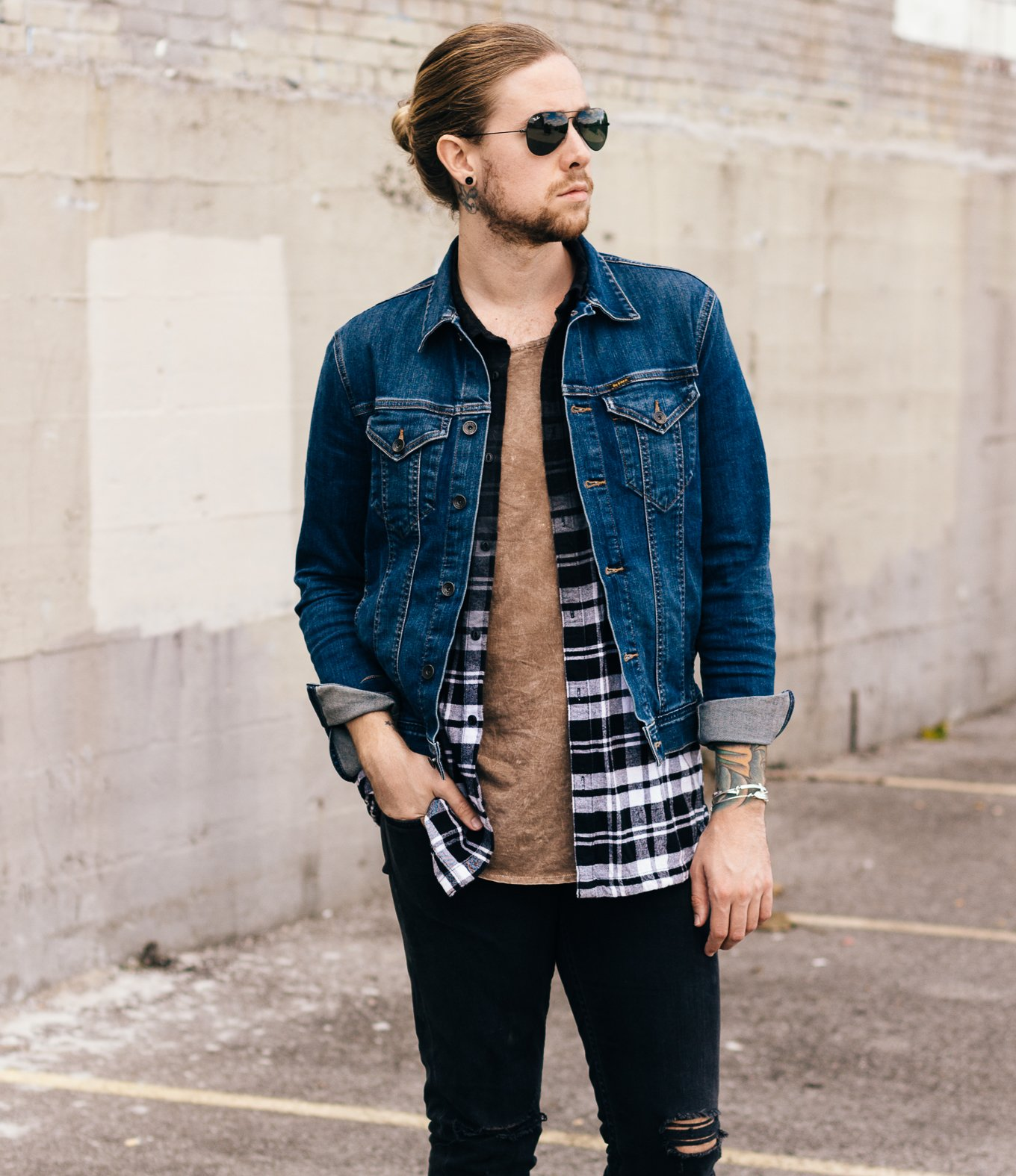 big star denim, rag & bone jeans, urban outfitters mens, mens plaid shirts, steve madden boots