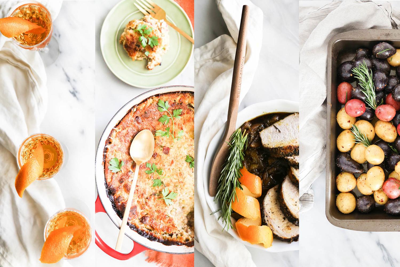 friendsgiving recipes, thanksgiving recipes, jarry magazine, #jarrytype