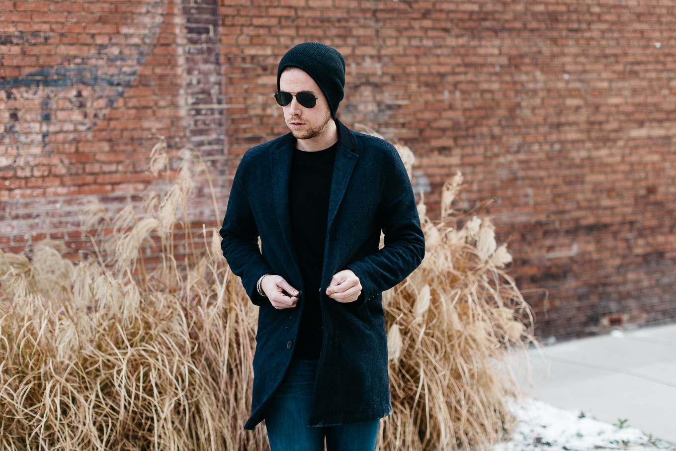mens fashion blog, mens fashion blogger, how to wear navy and black together, when to wear navy and black together