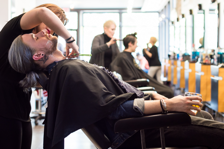 market street barbers, louisville kentucky barbers, iw harper, kentucky bourbon, live like mr harper