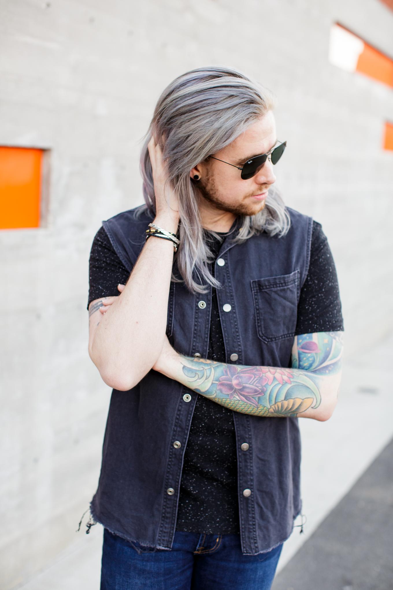 mens fashion blog, rayban aviators, big star denim, top man clothing, wolverine boots