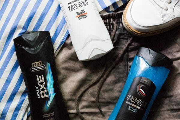 axe body wash, mens body wash, mens grooming blog, saturday shop, the kentucky gent