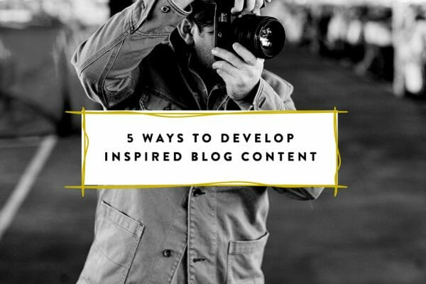 blog content creation, blog content creation tips, how to blog better, blog better series, the fresh exchange
