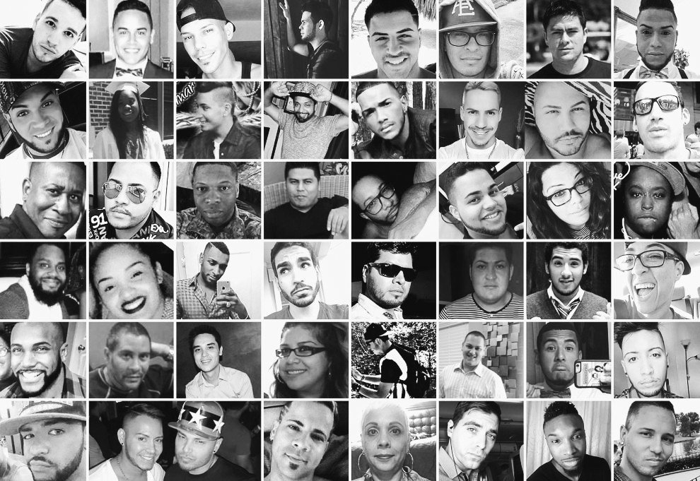 #weareorlando, orlando shooting, orlando shooting victims, one love
