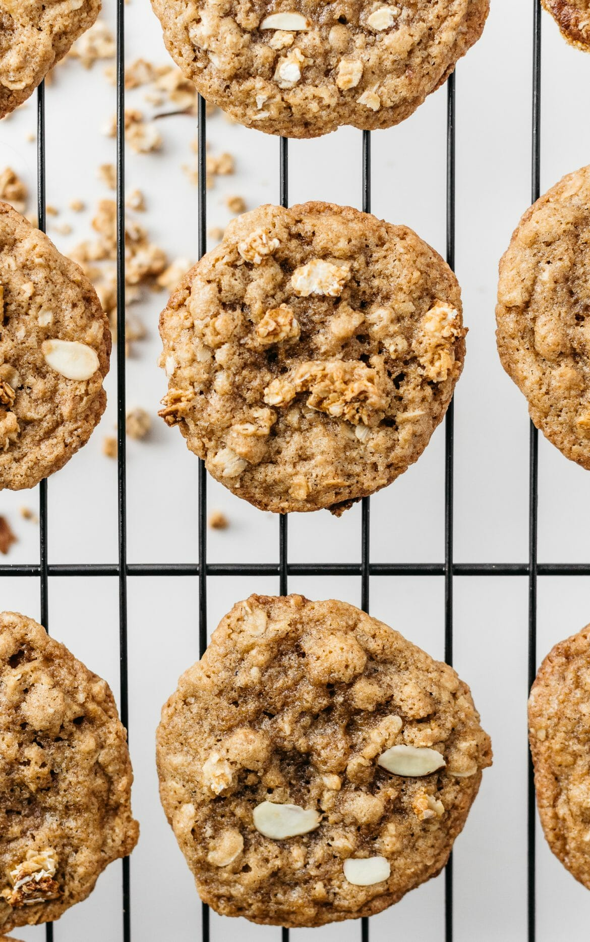 quaker simply granola, quaker oatmeal cookies, oatmeal cookie recipe, southern baking blog, mens baking blog