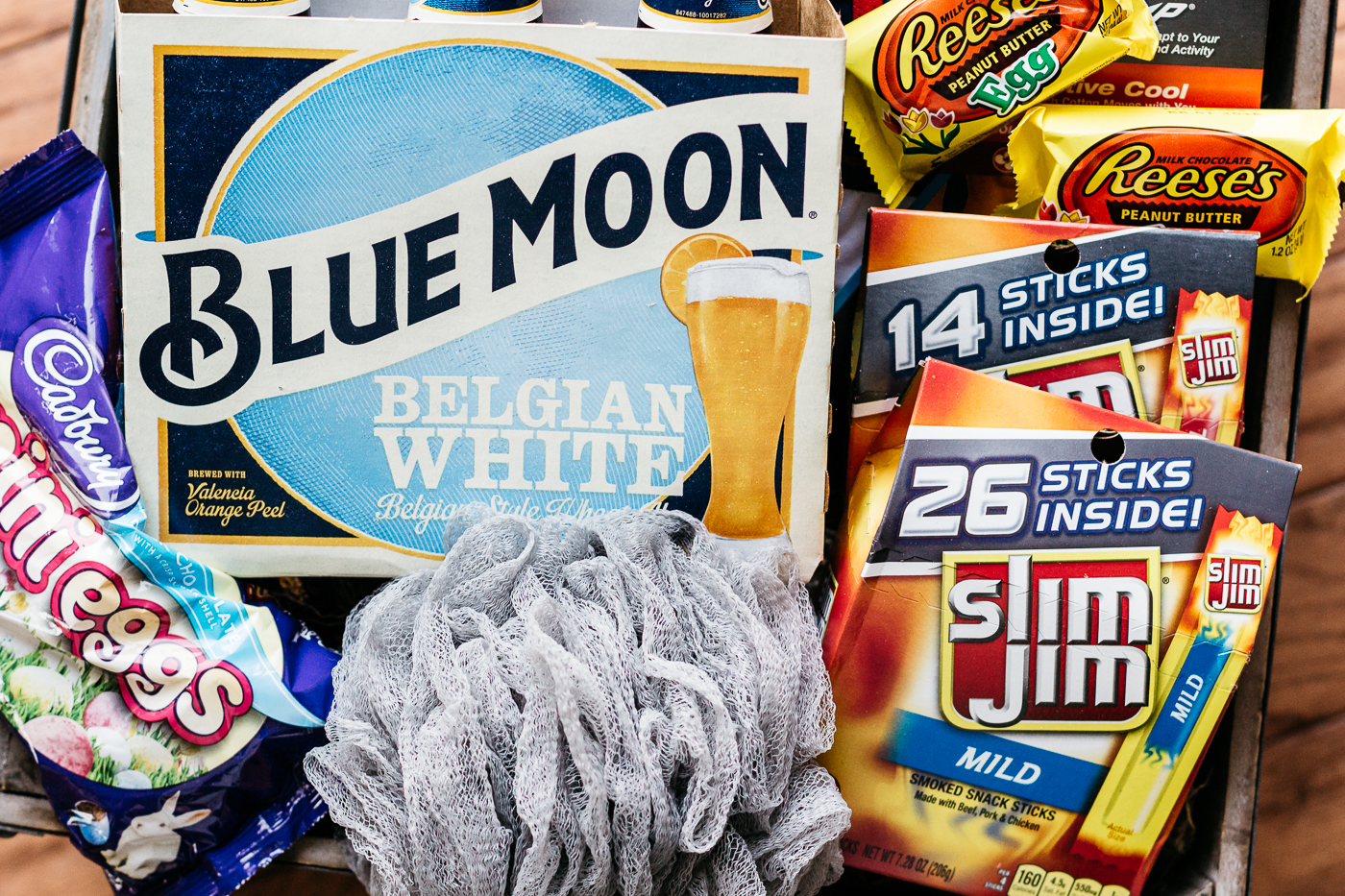 bold easter basket ideas, easter basket ideas for men, slim jim bold easter baskets, mens lifestyle blog, the kentucky gent