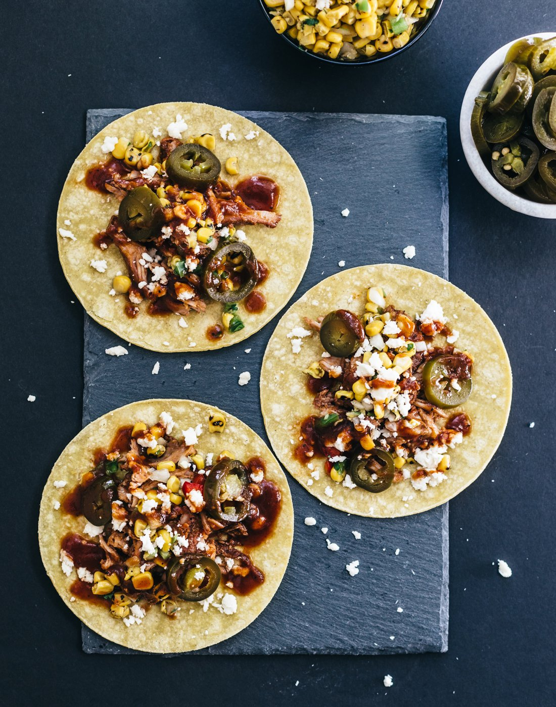 warsteiner dunkle, bbq pulled pork taco, southern cooking blog, the kentucky gent, summer bbq taco recipes
