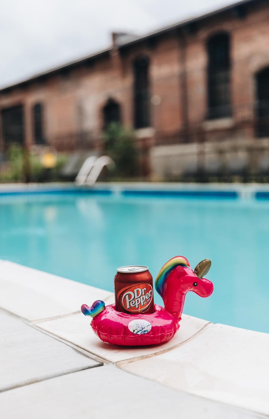 dr pepper, germantown mill lofts, louisville kentucky, the kentucky gent, top lifestyle blog