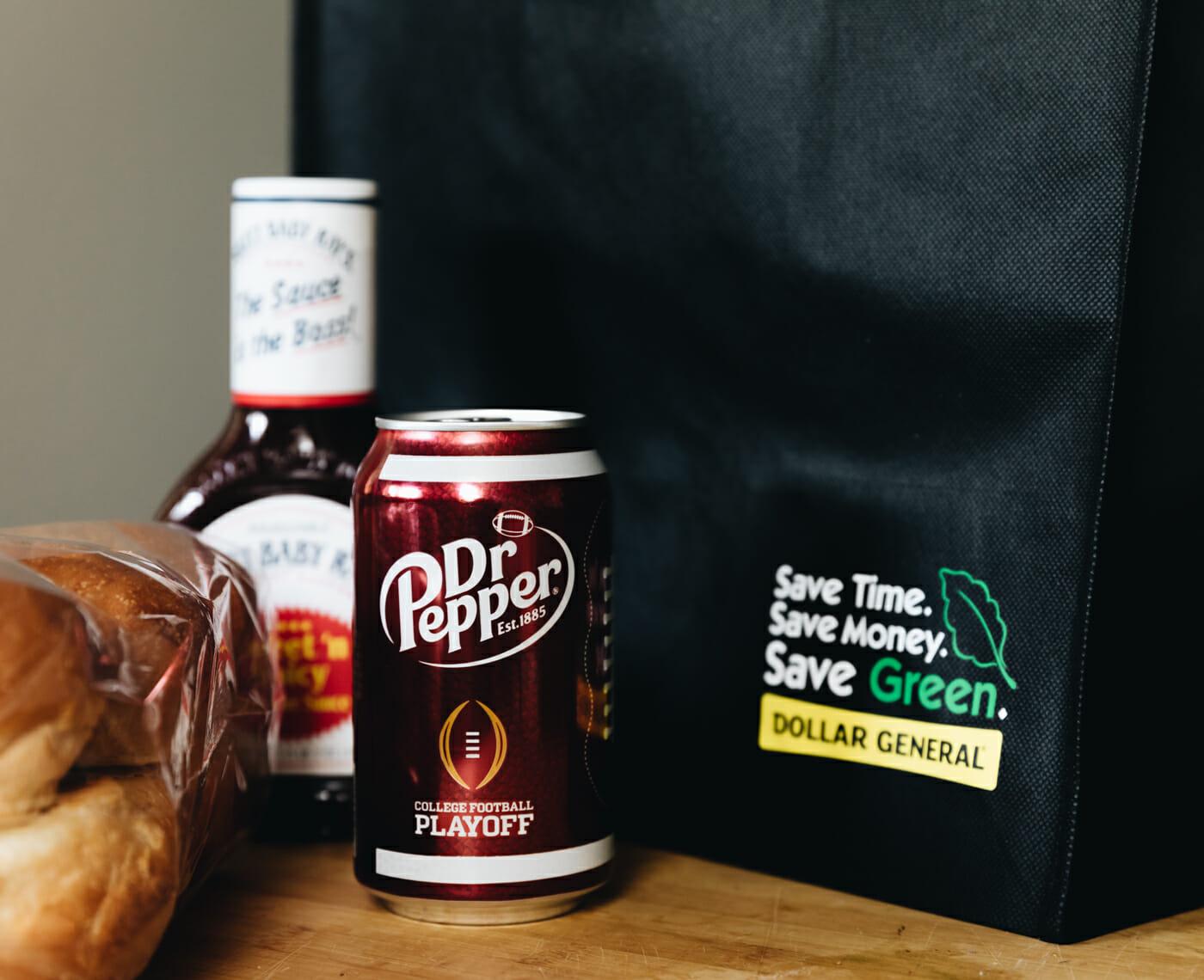 Dr Pepper BBQ Pork Sliders