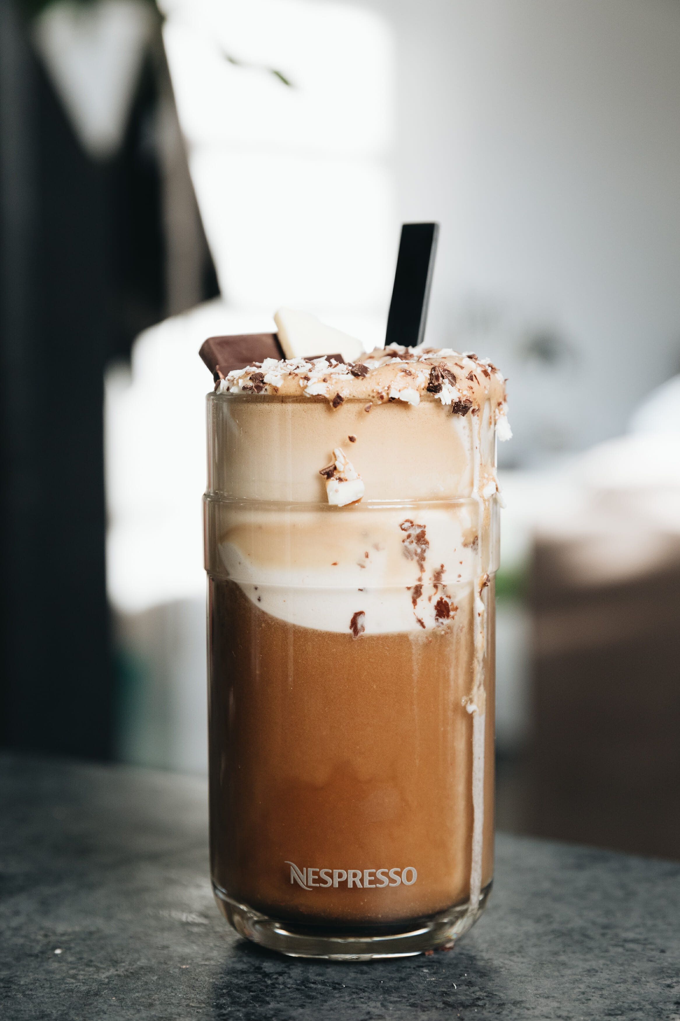 coconut milk coffee recipe