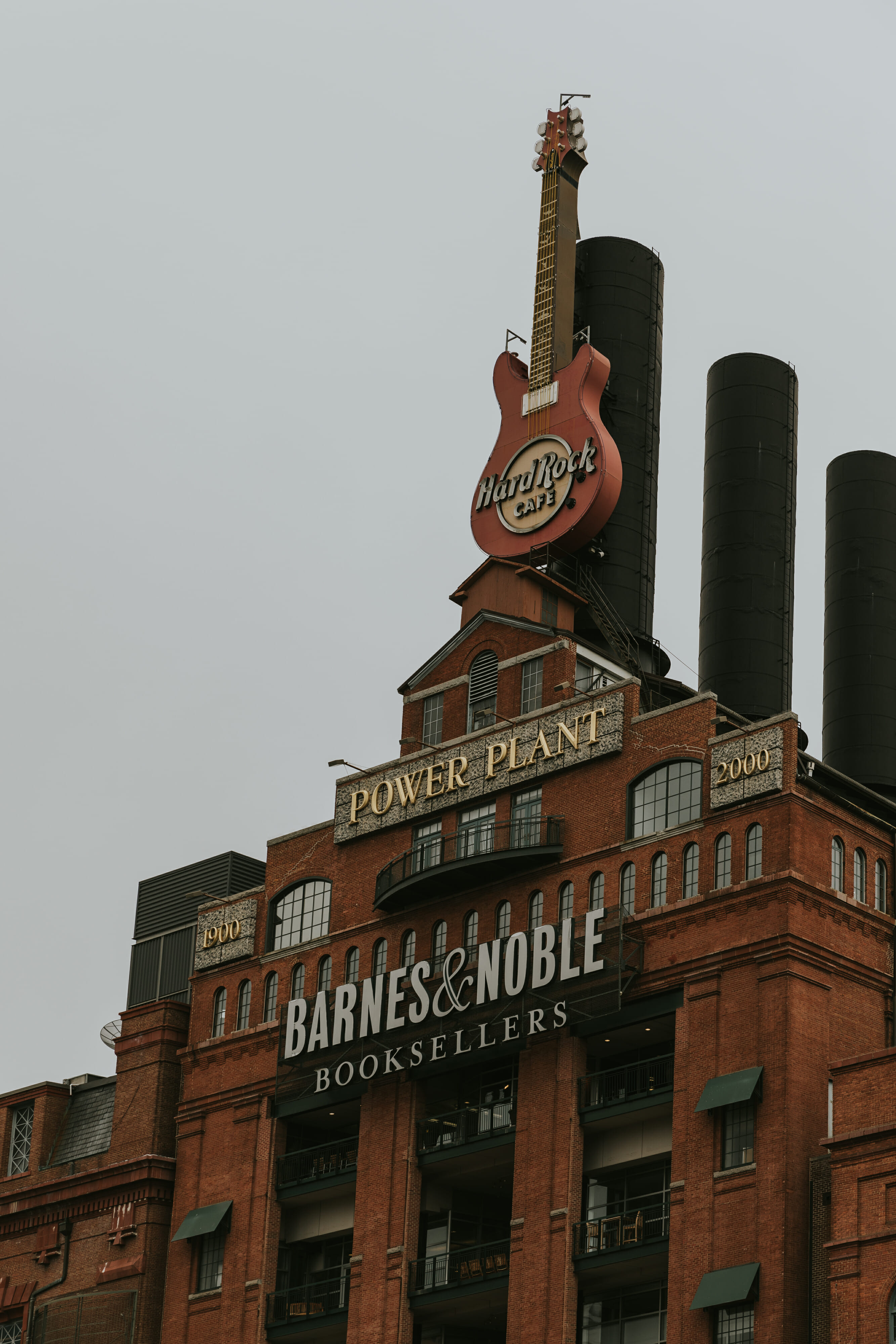 hard rock cafe baltimore maryland
