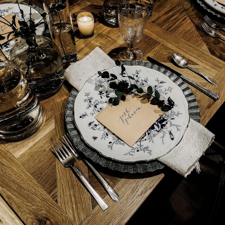 table setting in waco texas