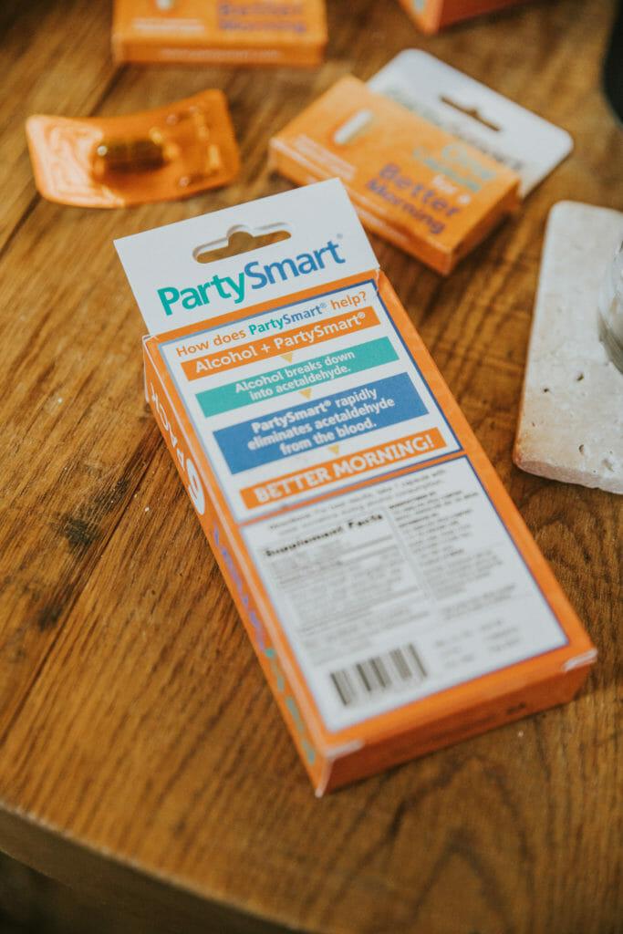 partysmart box