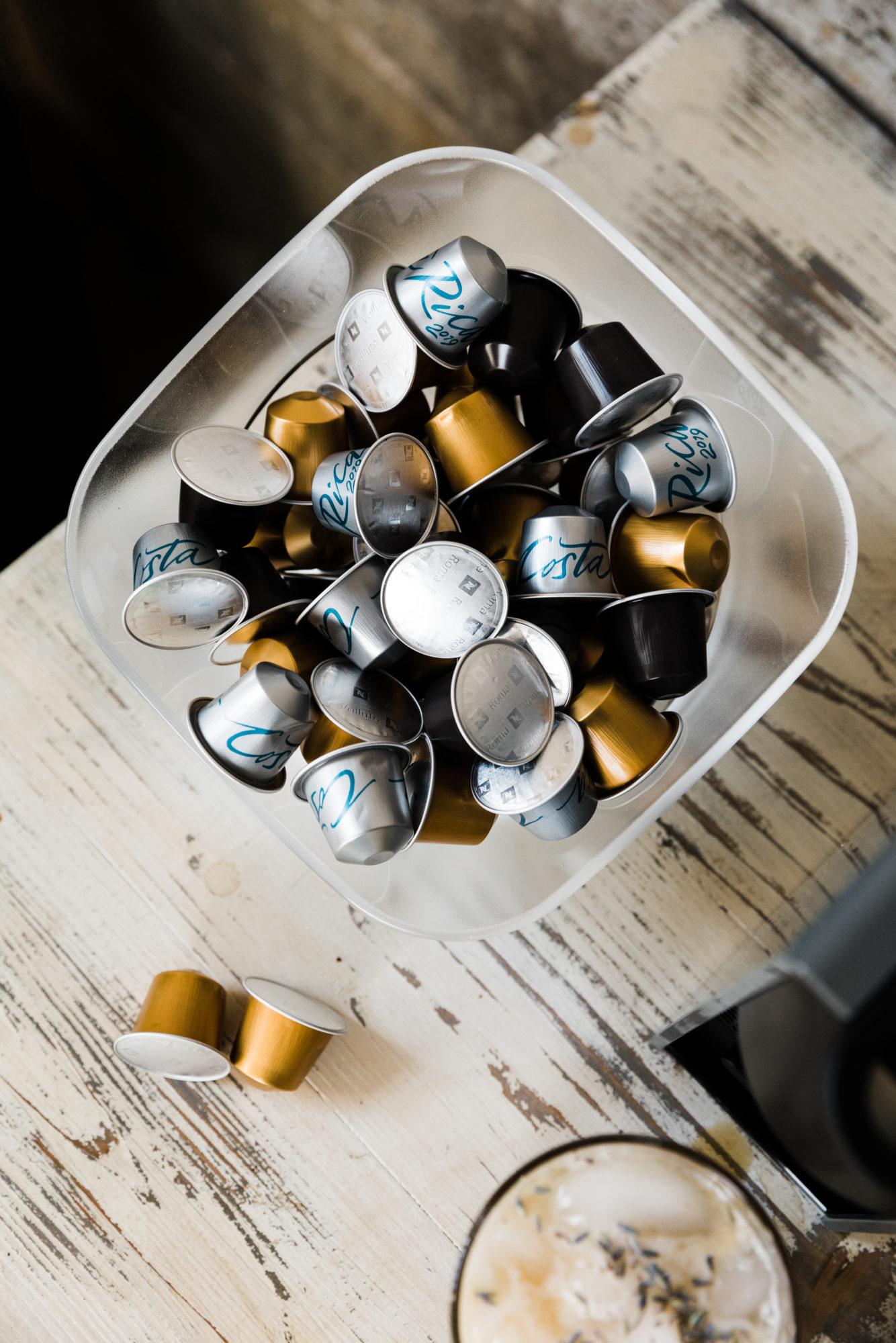 nespresso original capsules
