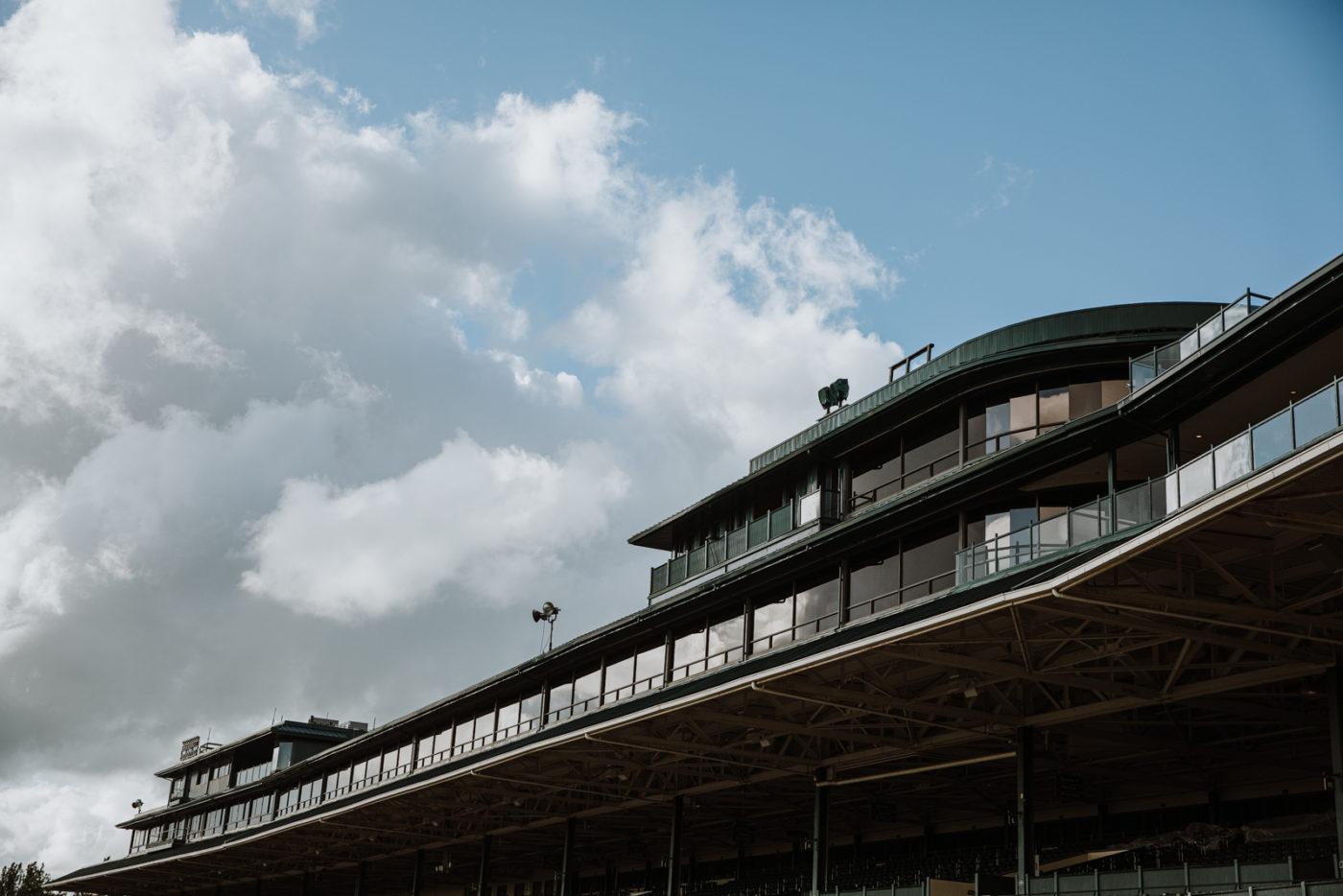 keeneland grandstand
