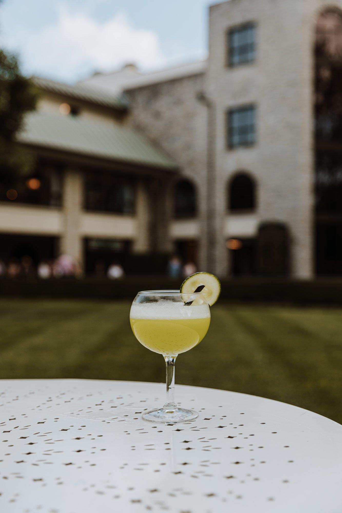 craft cocktail keeneland