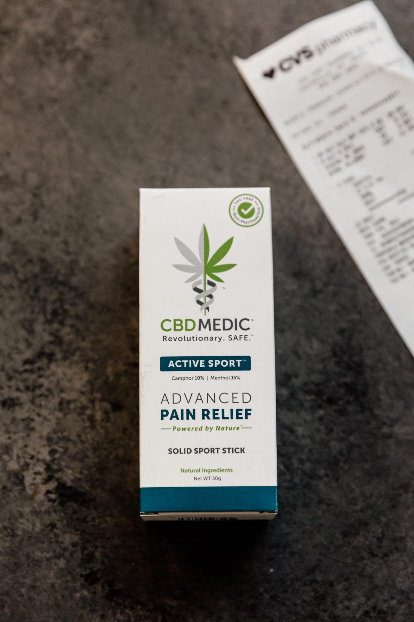 cbdmedic pain relief