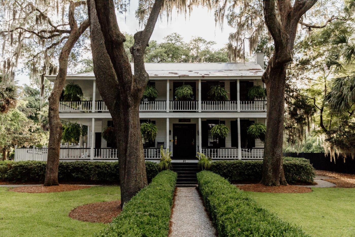 historic home bluffton south carolina