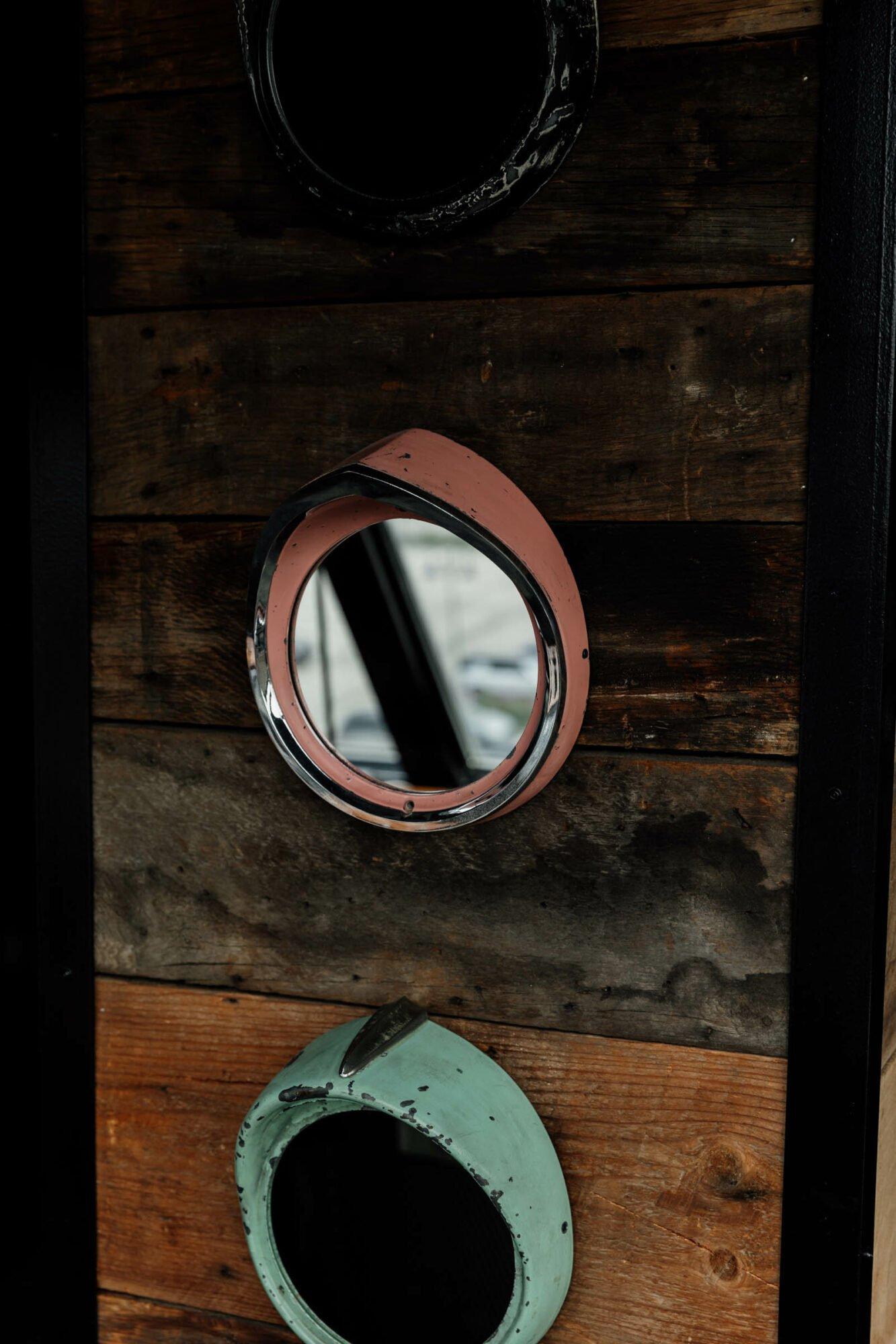 decorative mirrors hotel room